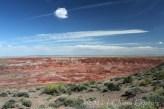 """Painted Desert"" ""Petrified Forest"" Arizona"