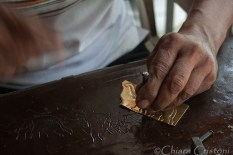 """Sri Lanka"" Kandy brassware artist crafts"