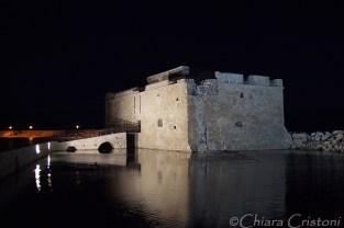 Kato Pafos - the castle