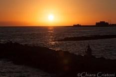 Sunset in Kato Paphos