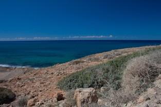 Cyprus Akamas coastline wilderness