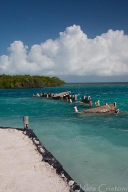 "Belize ""Caye Caulker"" split"