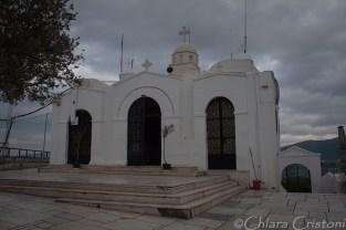 Ekklisia Agii Isidori (St Isidore Church) on Mount Lycabettus