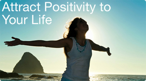 Staying positive in a negative environment
