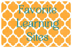 Favorite Learning Sites from Out of the Blue