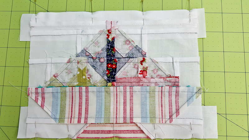 Snapshots Quilt-Along Mini Quilt Finishing Set │Out of the Blue Quilts