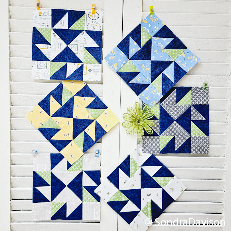 serendipity quilt release 1 blocks by out of the blue quilts