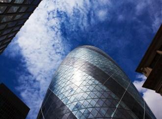 Investimento em escritórios em Londres afundou 70%
