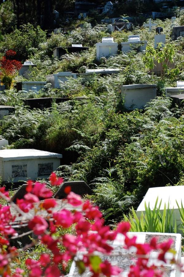 Sagada Modern Cemetery