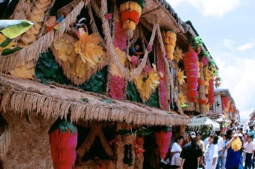 Pahiyas Festival in Lucban Quezon