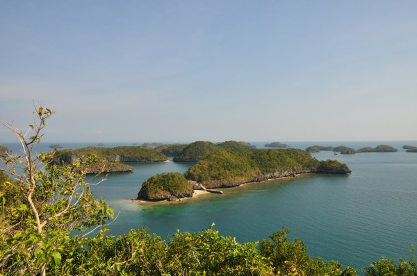Hundred Islands in Alaminos Pangasinan