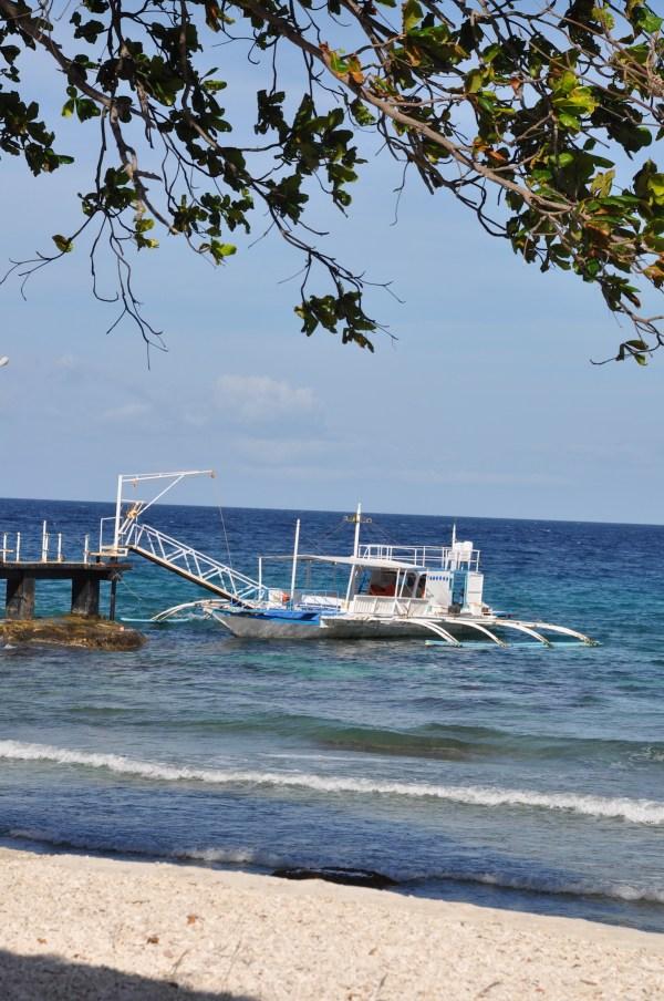 Sumilon Island Resort Port