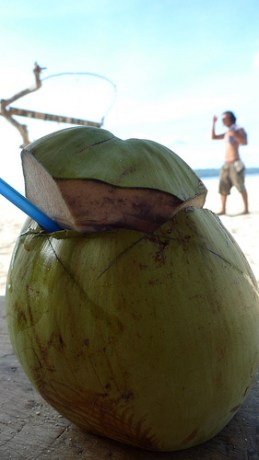 Fresh Buko Juice