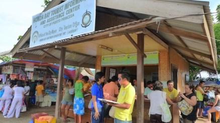 Honda Bay Tourist Center