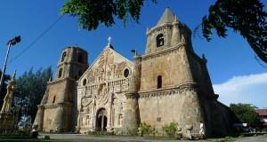 Miag-ao Church in Iloilo