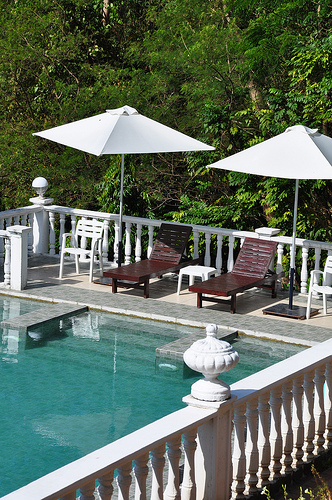 Mountain Woods Resort Hotel Pool