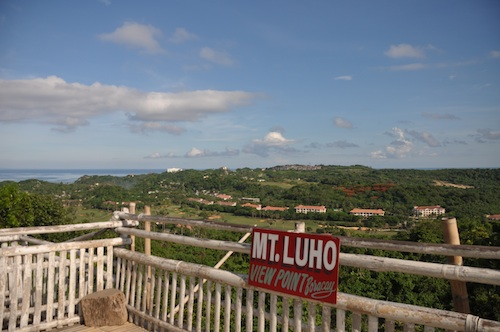 Mt Luho View Point