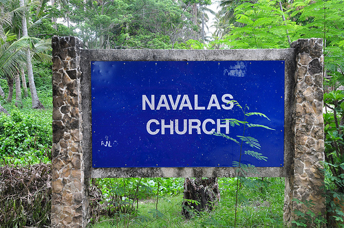 Navalas Church