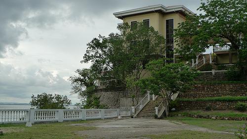 Heritage house in guimaras