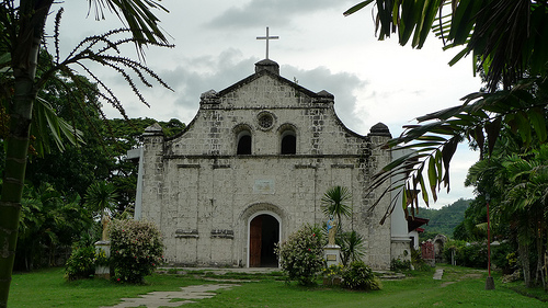 oldest church in guimaras