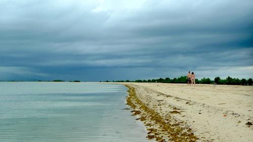 Snake Island in Puerto Princesa