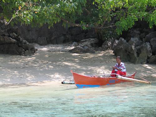 tagbanua fishing
