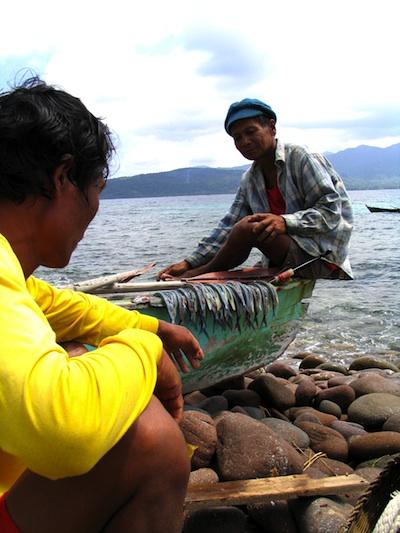 fishermen in Babuyan