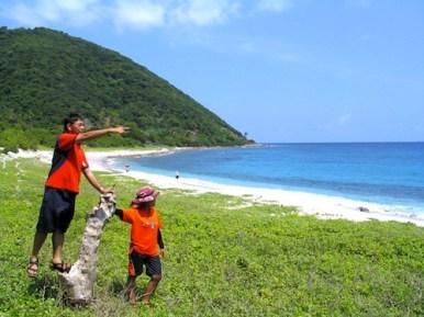 Pamuktan Island