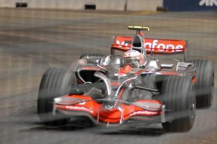 Singapore F1 Race 2010