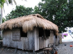 Typical House in Camiguin