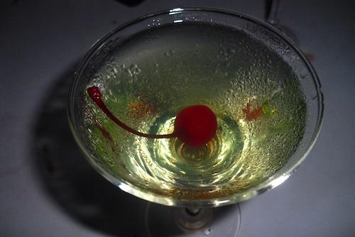 White Avenue Apple Martini