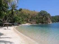 White Sand Beach in Puerto Galera