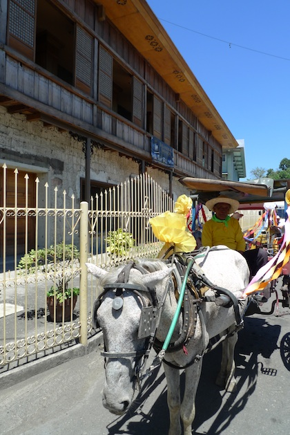 Tartanilla in Cebu