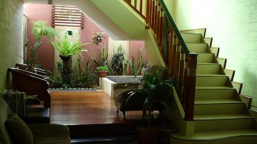 boracay beach club stairs