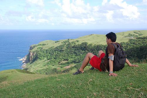 Marlboro Hills in Batanes