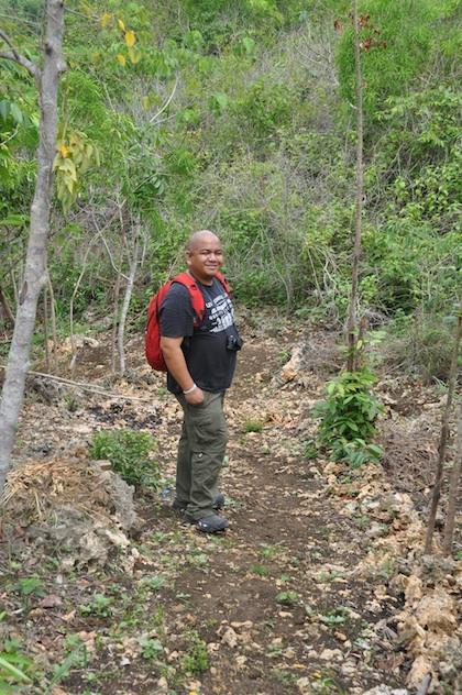 Melo in Dagsaan Ecopark