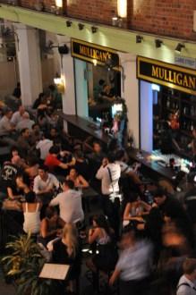 Mulligans Bar in Clarke Street