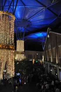 Night Scene in Clarke Quay