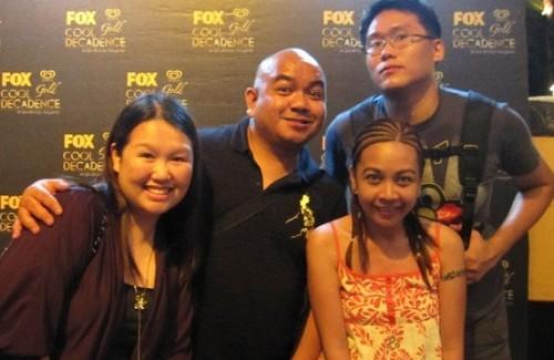 Bloggers Ice Cream Party in Boracay!!!