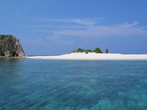 Isla walang Langaw in Palawan