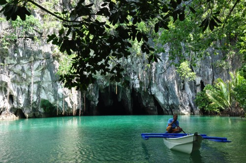 Underground River in Puerto Princesa City