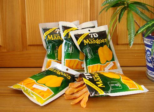 best dried mango