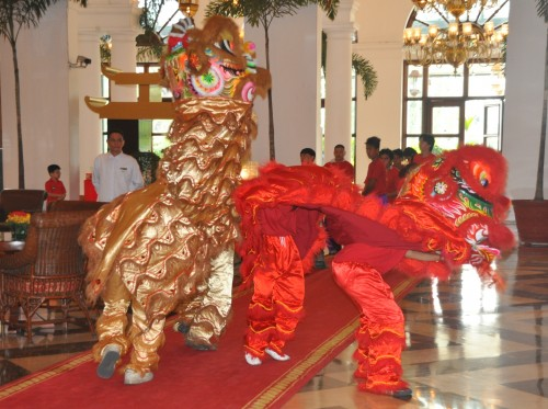 Manila Hotel 2011 Chinese New Year Celebration