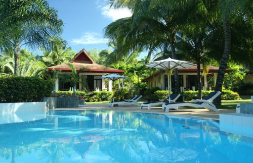 Henann Resort in Bohol