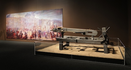Crossbow from Mongolia