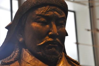 Genghis Khan in Singapore