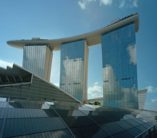 Marina Bay Sands Hotel Towers