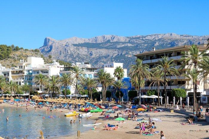Beach Party in Mallorca