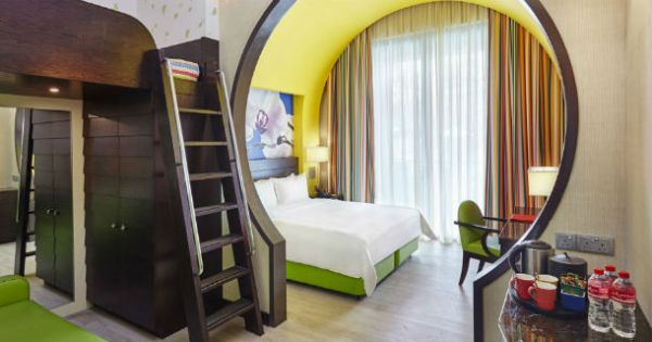 Festive Hotel - Hotels in Resorts World Sentosa