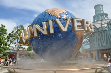 Universal Studios at the Resorts World Sentosa